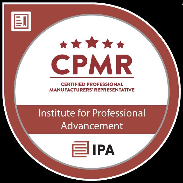 CPMR_Cert Badge